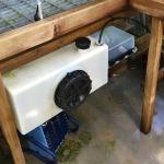 Rain system water/ pump.