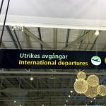 Landvetter Intl Airport Gothenburg