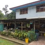 Farmhouse at Las Tablas