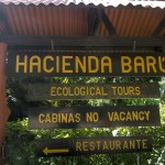 Hacienda Baru, Dominical
