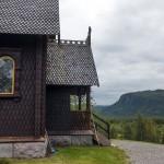 Kvikkjokk church 1906