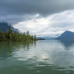 Boat ride over to Aktse