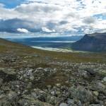 Trail to Skierfe