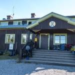 Saltoluokta mountain station