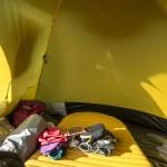 Tent life