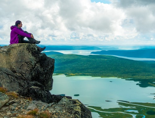 Kungsleden thru-hike + Sarek travel journal